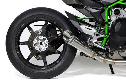 Kawasaki Ninja H2 15 06 Brocks 13 Slash Cut Full System